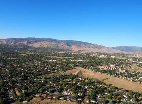 Homes and property in Washoe County