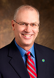 John Slaughter - Washoe County Manager