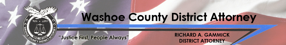 Washoe County District Attorney's Office