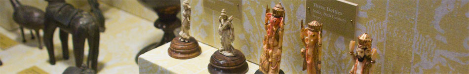 The Wilbur D. May Museum at Rancho San Rafael has a wide range of historic artifacts