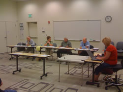 Photo of Southeast Truckee Meadows CAB Members