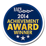 The National Association of Counties (NACo) 2014 Achievement Award in Planning